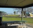 AA Daytona meeting near playground