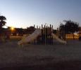 Sunrise Park Holly Hill Fl Playground At Dusk