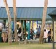 Court Mandated NA members meeting at playground