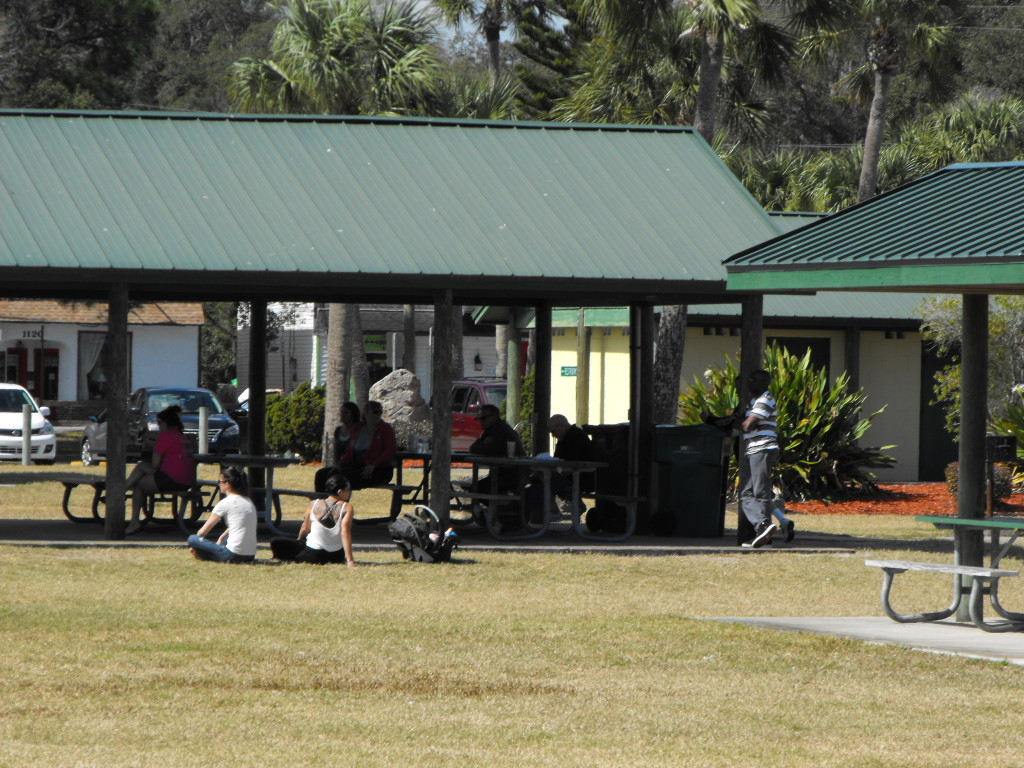 Holly Hill Florida 12 Step Meeting in Sunrise Park 2/22/2015