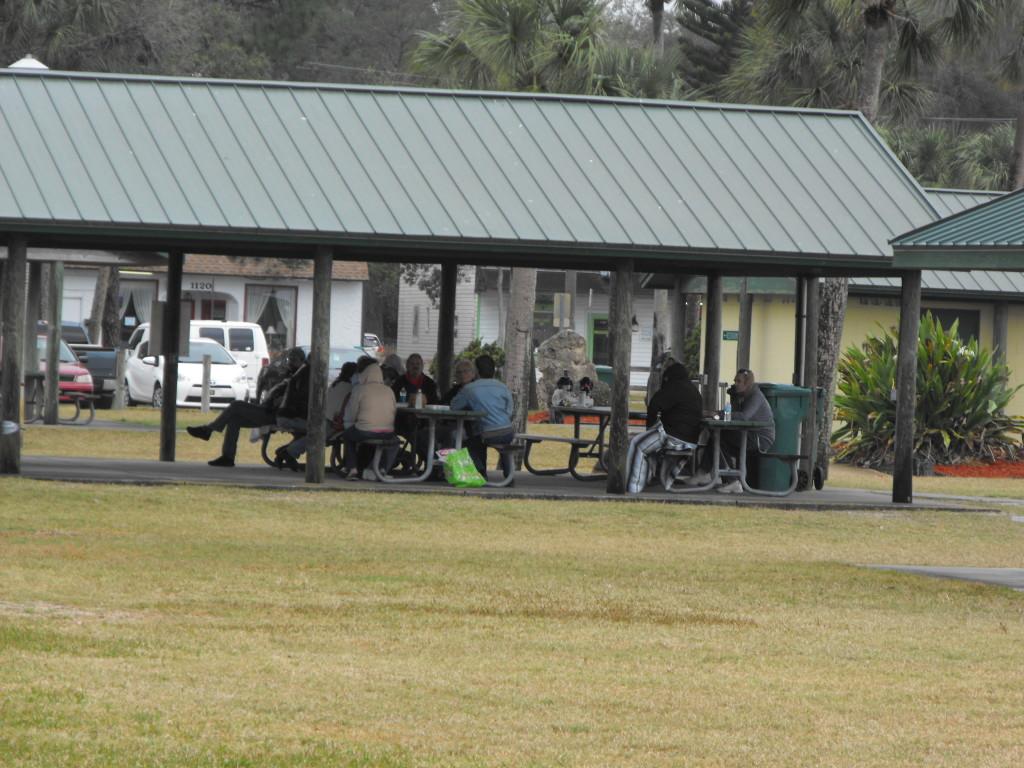 Daytona AA meeting Sunrise Park