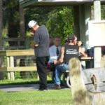 AA Group Smoking In No Smoking Park